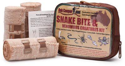 bob cooper snake bite kit